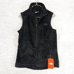 The North Face Osito Vest Size Medium NWT Black